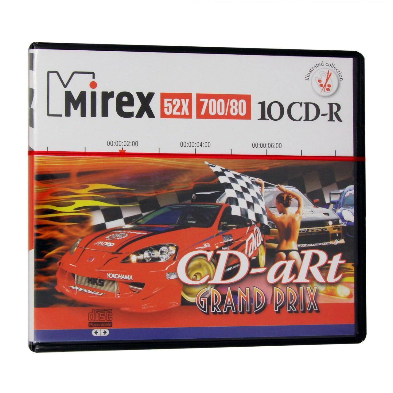12 Cd R Rw 12x Ritek Excellent Bulk 50 Mirex Art Grand Prix 700 52x